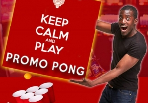 Promo Pong - Tuesday