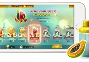 A Barrière Slot machine on your mobile