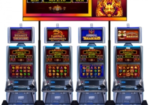 Arrival of 40 new Slot Machines!