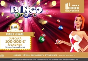 Bingo Hebdo, €100,000 to win each week